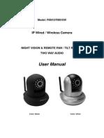 Manual-FI8910W Webcam User Manual
