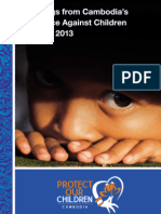 Quantitative Findings from Cambodia's Violence Against Children Survey 2013 [English]