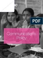 Comm Policy
