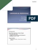 T.hidrologi After Mid - Limpasan&Hidrograf