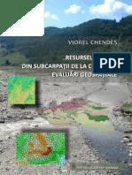 Resursele de Apa din Subcarpatii de la Curbura. Evaluari geospatiale