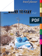 Namibia Where To Stay