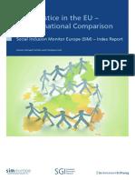 Social Justice in the EU 2014
