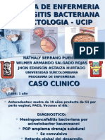 Revista Enfermeria Caso Clinico Meningitis Bacteriana y Acinetobacter Baumani