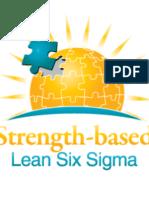 Flyer Workshops Strength Based Lean Six Sigma 2015