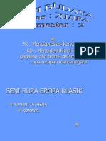 eropa ROMAWI &YUNANI.ppt