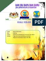 Buku Program Mesyuarat Agung Pibg 2014