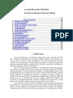 Adolfo Torres, La Llave de La Vida y Del Éxito
