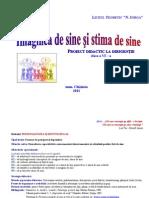 Proiect Stima de Sine (1)