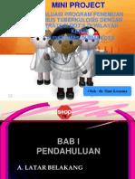Persentasi Mini Project PKM Dumai Kota