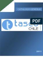 Catalogo Tasco Chile 2011