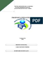 PROPOSTA PEDAGÓGICA DA EJA.doc