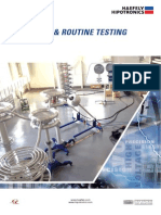 Cable Type and Routine Testing_AG
