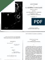 Gamma Galgani Lettere