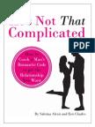 HesNotThatComplicated X