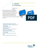DP Low Differential Pressure Transmitter Series