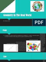 geometry real world-brown