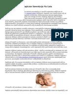 Implanty Stomatologiczne Inwestycja Na Lata