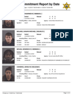 Peoria County booking sheet 01/13/15