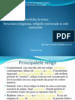 structura religioasa