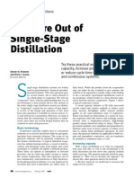 Get More Out of a Single Distillation