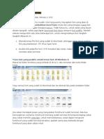Cara Instal Font Di Windows 8