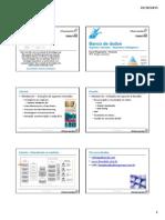 Teorico - BD BI - Modulo I - Slides Folhetos