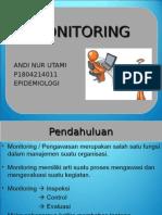 11. Monitoring