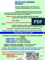 01 - STIINTA MATERIALELOR - partea - II - (cap. 3+4+5+6) - (slide).ppt