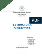 ESTRUCTURA SINTÁCTICA DE LA ORACIÓN.docx