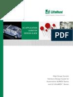 Littelfuse Varistor DC Application Varistor Design Guiderev02272014final