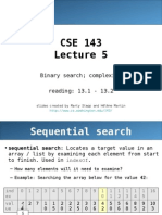 05 Binarysearch Complexity