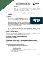 Apostila Fiscal de Contrato CGU