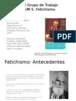 Actualizacion sobre Trastonro fetichista 2015