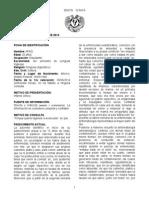 Casos clinicos en psiquiatria 1/10, 2015
