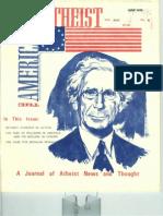 American Atheist Magazine June 1976