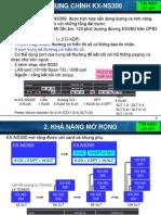 Cau Hinh He Thong Tong Dai Kx Ns300
