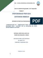 Informe de Practicas - UPAO Ing. Civil