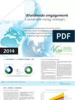 Worldwide Engagement for Sustainable Energy Strategies