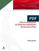 White Paper Governance