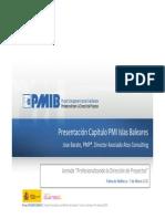 Presentación Del PMI (05 Marzo 2010) - Presentación 2