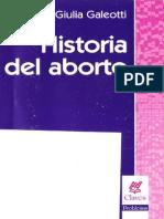 Historia Del Aborto