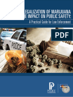 Colorado's Legalization of Marijuana and the Impact on Public Safety