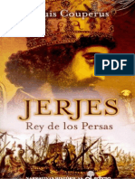 Jerjes, Rey de Los Persas - Louis Couperus