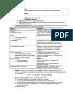 Instrucciones Para Elaborar Informes de Practicas