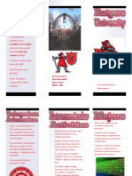 college brochure project template