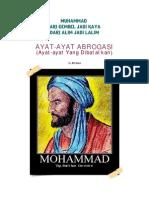 Ayat-ayat Quran Yang Telah Dibatalkan (Abrogasi Alquran)