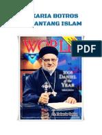 Frater Zakaria Botros Musuh Islam Paling Ditakuti