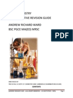 IGCSE Chemistry Revision Guide