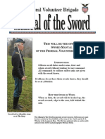 Manual of the Sword